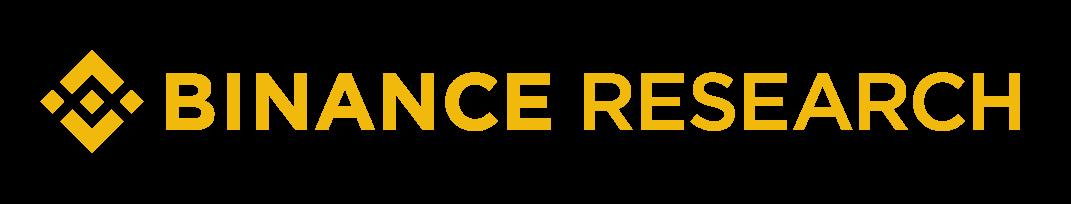 binance logo research
